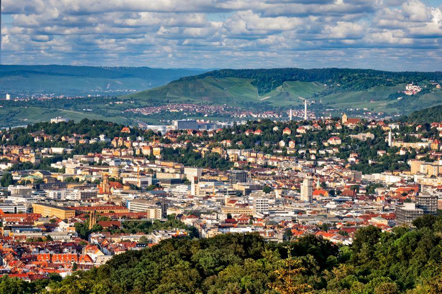 Städtereise Stuttgart - Stuttgart