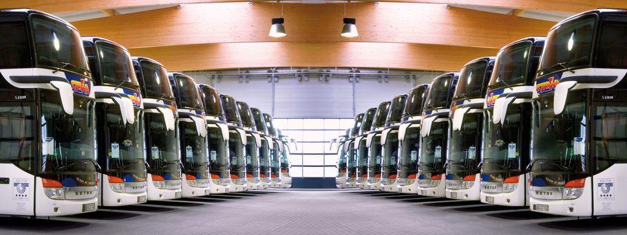 Komfortabel und bequem - Vorstellung unserer Bistro-Busse