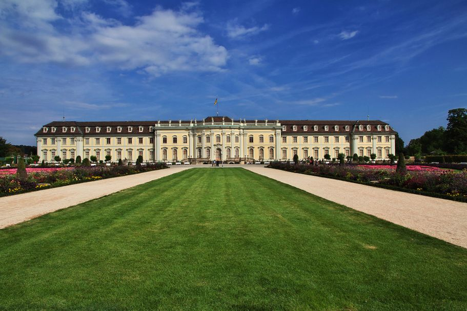 Städtereise Stuttgart - Residenzschloss