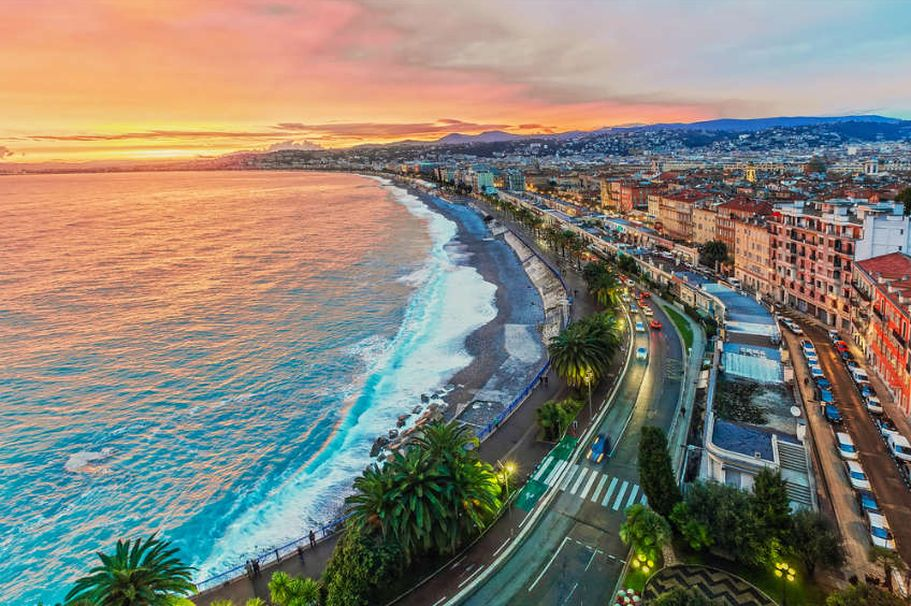 Rundreise Frankreich - Nice