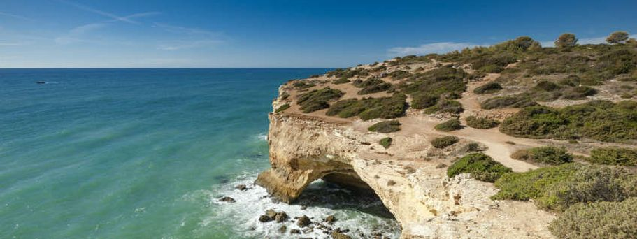 Kreuzfahrt Atlantik - Küste Portugal