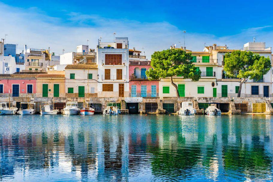 Flugreise Mallorca - Portocolom