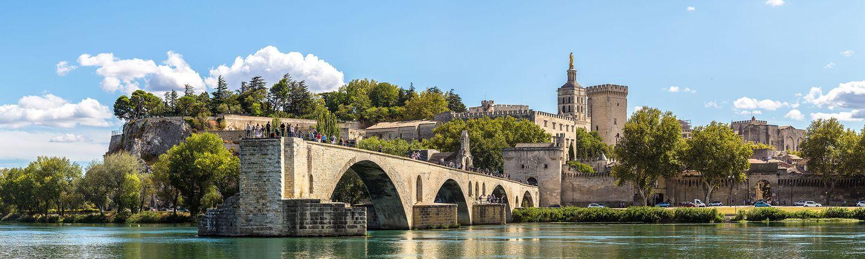 Flusskreuzfahrt Rhone Avignon