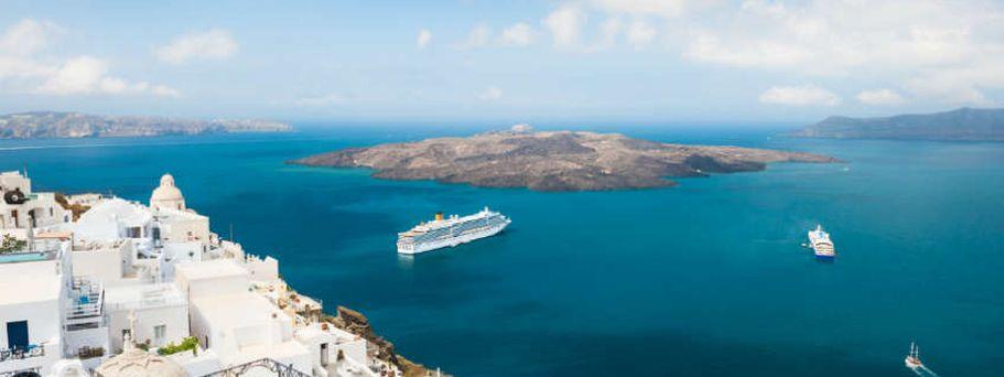 Kreuzfahrt Mittelmeer - Griechenland
