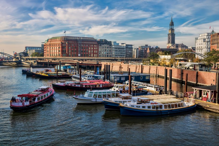 Städtereise Hamburg - Sankt-Michaelis