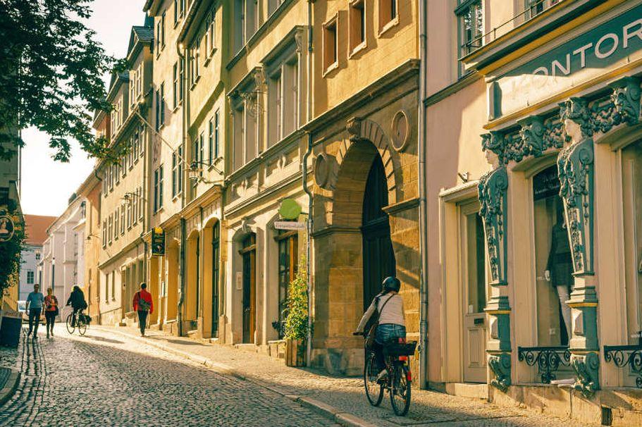 Städtereise Weimar - Innenstadt