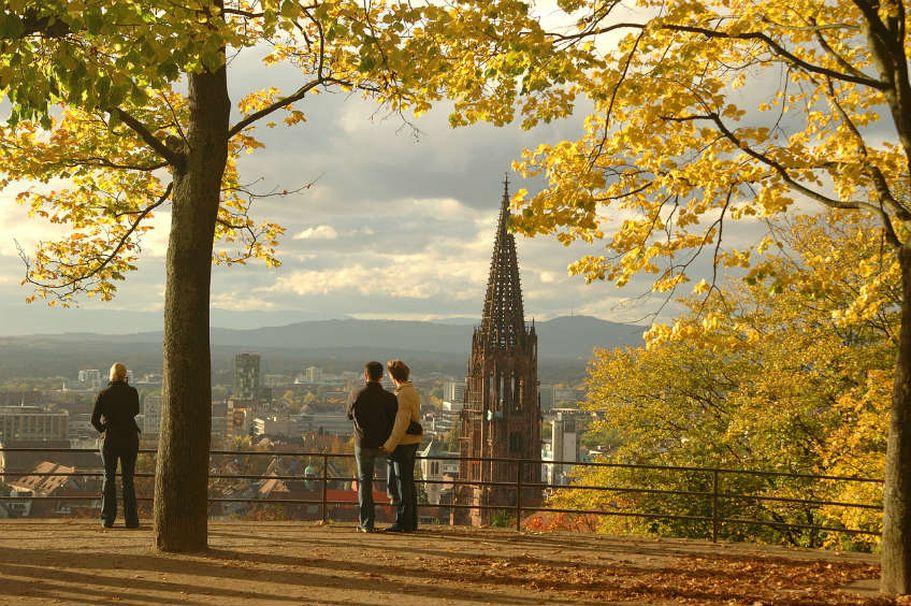 Städtereise Freiburg