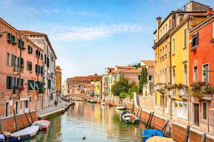Rundreise Italien - Kanal