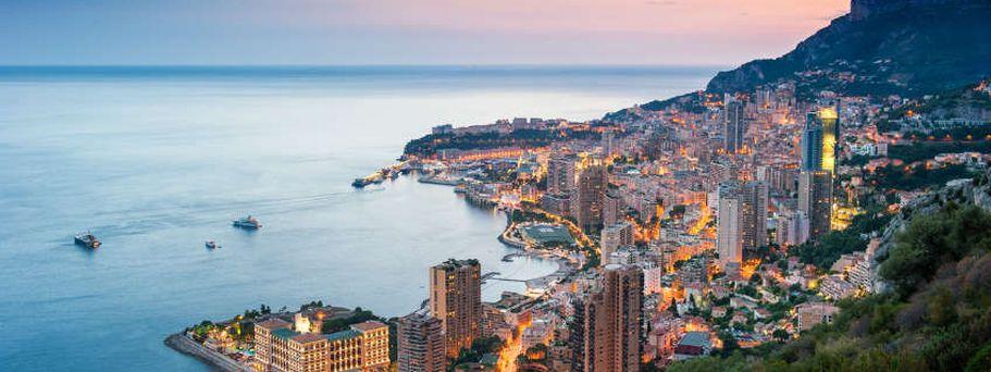 Kreuzfahrt Mittelmeer - Monte Carlo