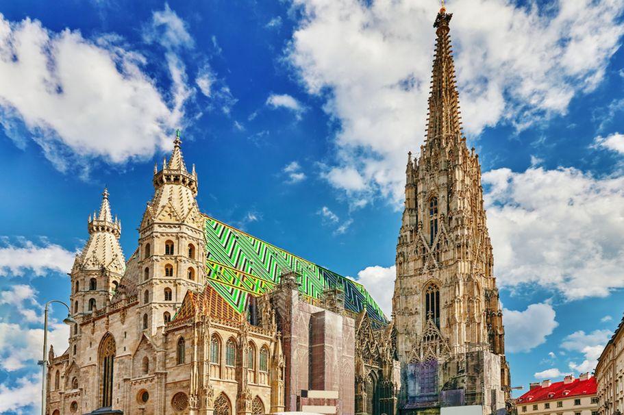 Städtereise Wien - Dom