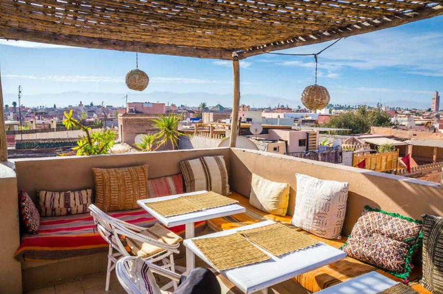 Flugreise Marokko - Marrakesch