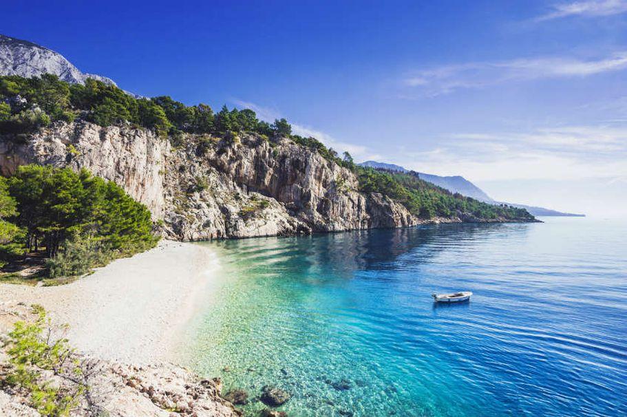 Flugreise Kroatien - Meer