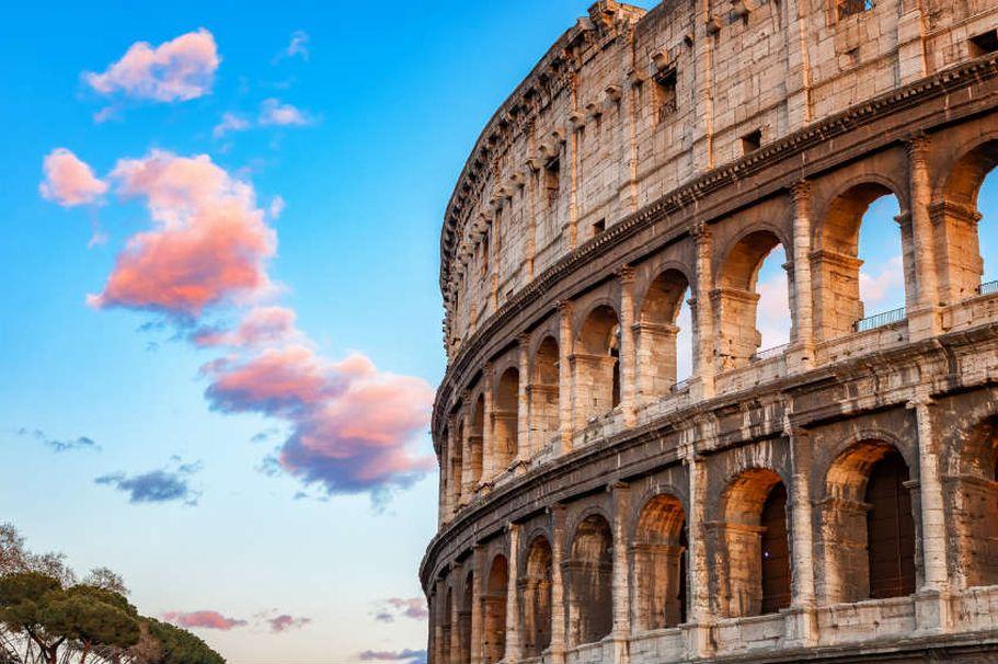 Städtereise Rom - Kolosseum