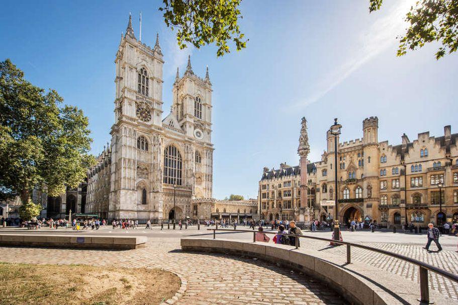 Städtereise London - Westminster Abbey