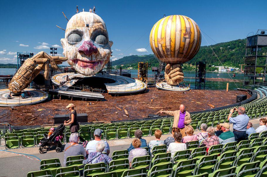Theater- und Show Reisen - Bregenz Seebühne