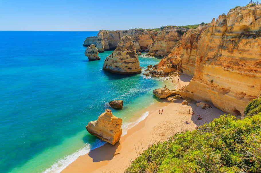 Flugreise Portugal