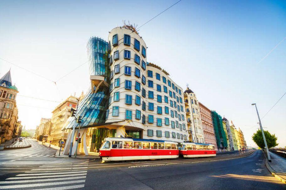 Städtereise Prag - Tanzendes Haus
