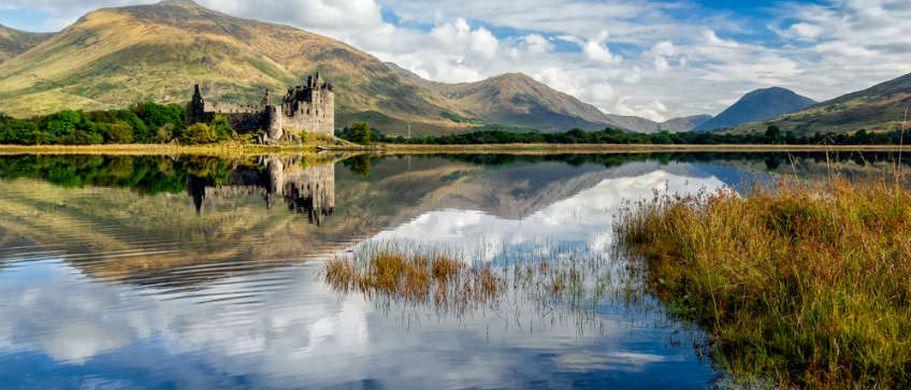 Rundreise Schottland - Loch Awe