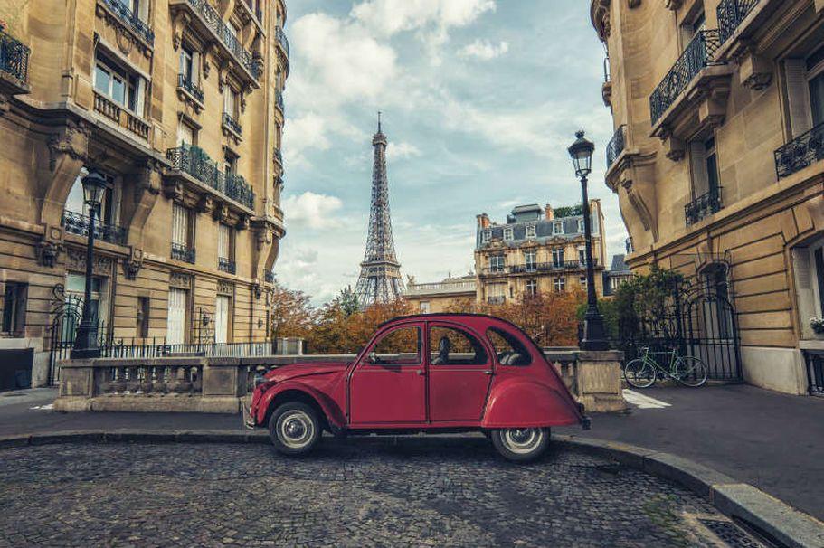 Rundreise Frankreich - Eiffelturm Paris