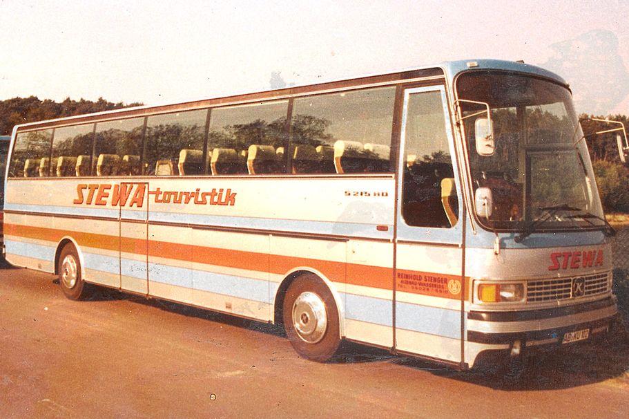 Reisebus - Kässbohrer S 215 HD