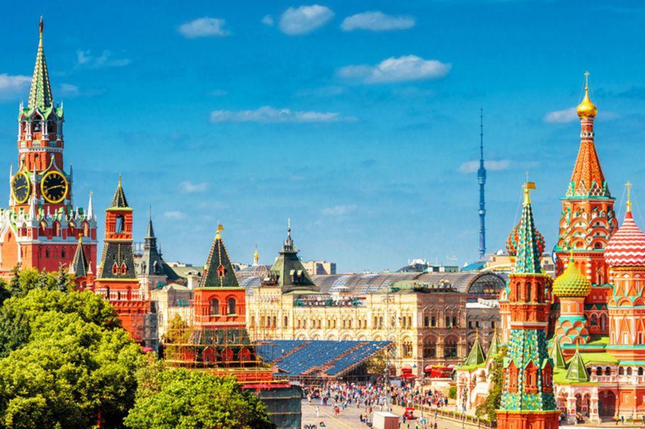 Erlebisreisen - Moskau