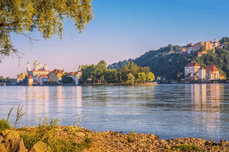 Flusskreuzfahrt Donau - Passau