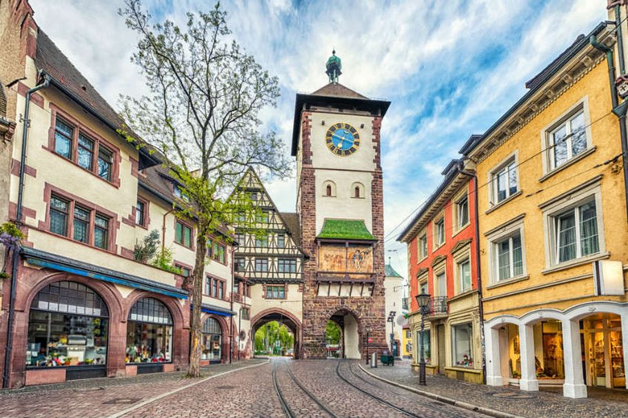 Busreise Freiburg - Schwabentor
