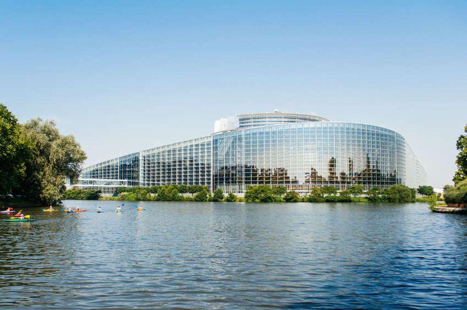 Städtereise Straßburg - Europa Parlament