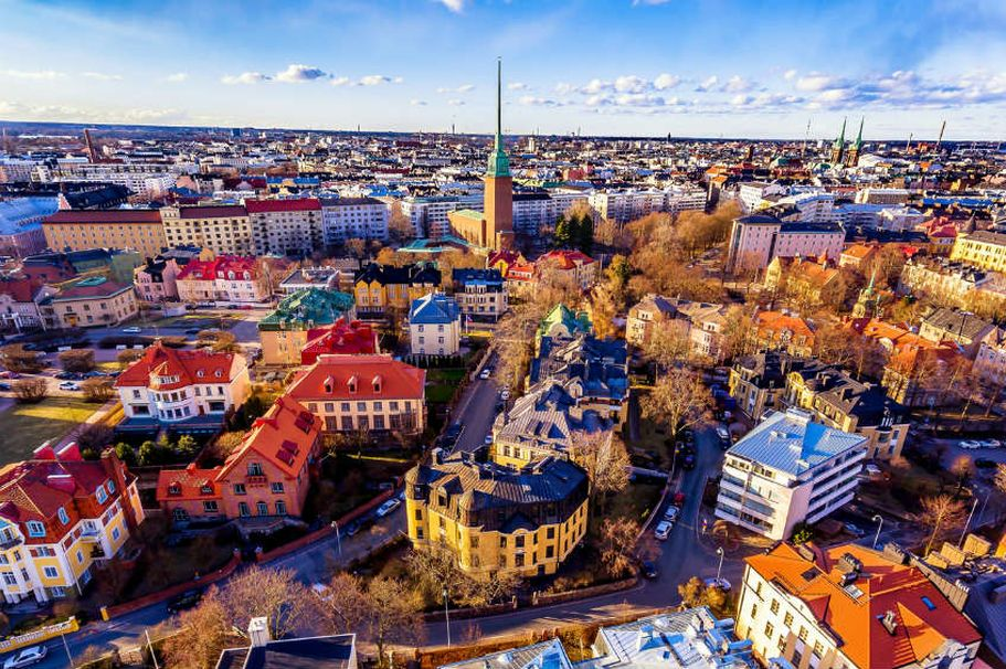 Rundreise Finnland - Helsinki