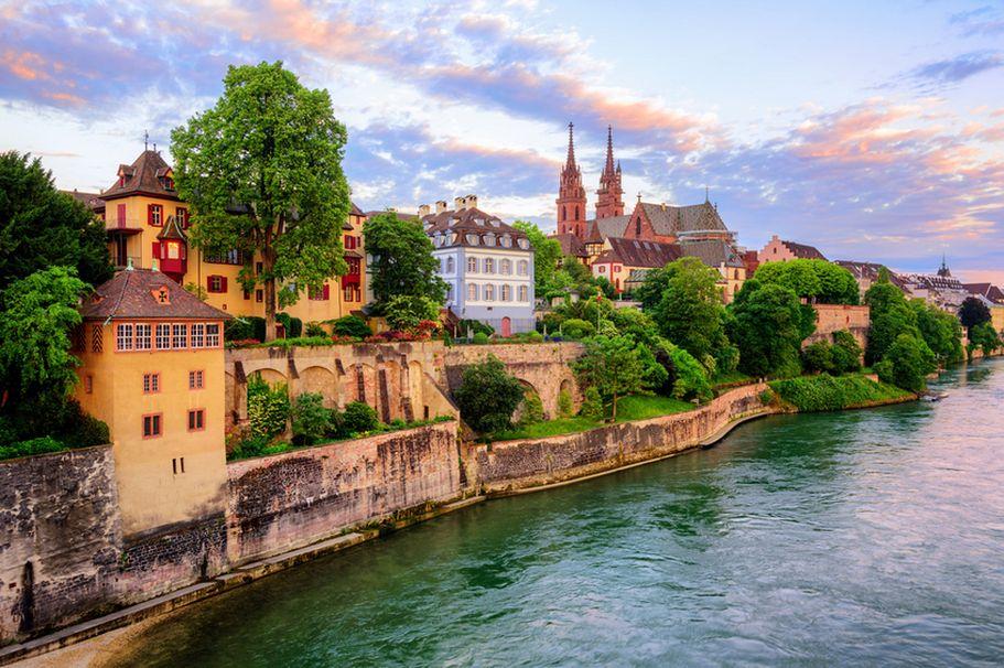 Musikreisen - Basel