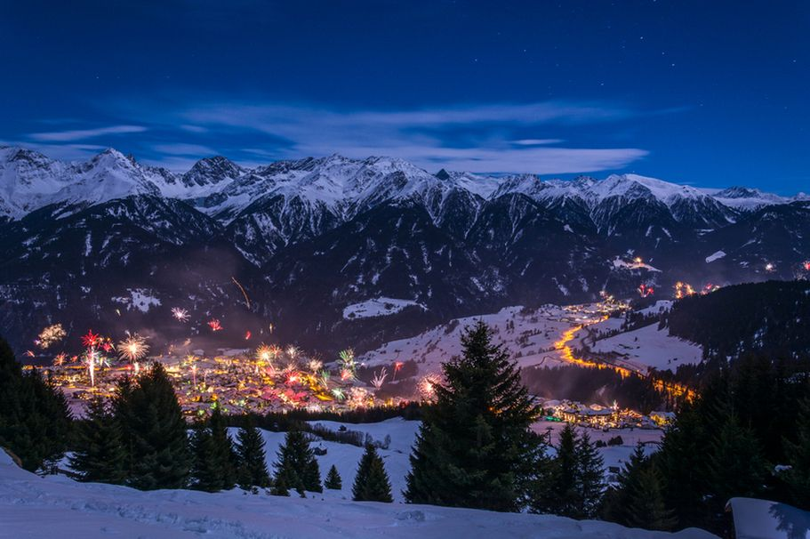 Saisonfahrten - Alpen