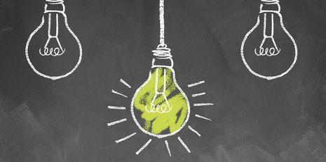 Jetzt bewerben - kreative Ideen für Initiativbewerbungen gewünscht