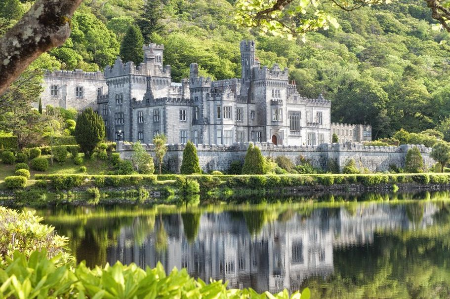 Irland Flugreisen - Kylemore Abbey
