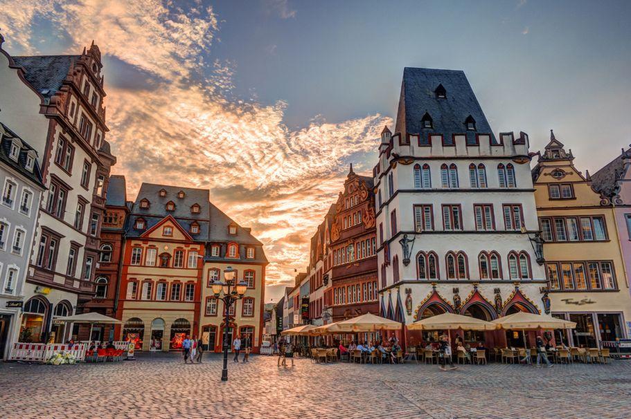 Städtereise  - Trier