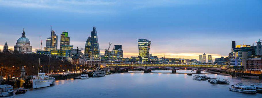 Städtereise London - Panorama