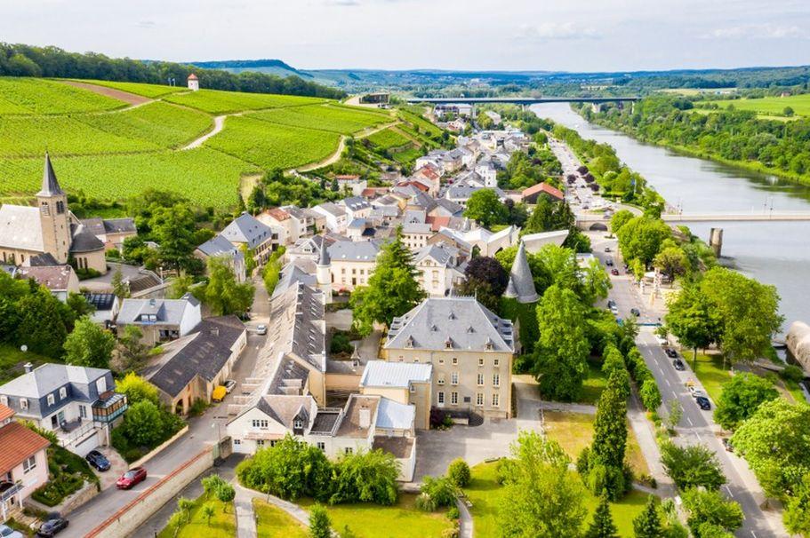 Städtereise Luxemburg - Schengen