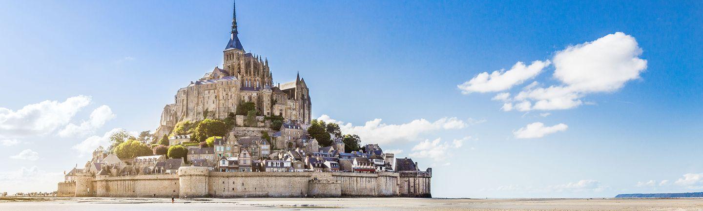 Busreise Rundreise Frankreich Moint Saint Michel
