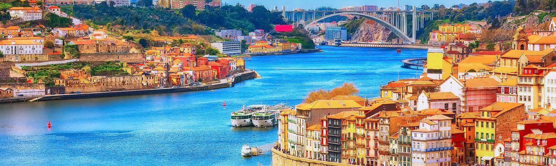 Flugreise Portugal Porto