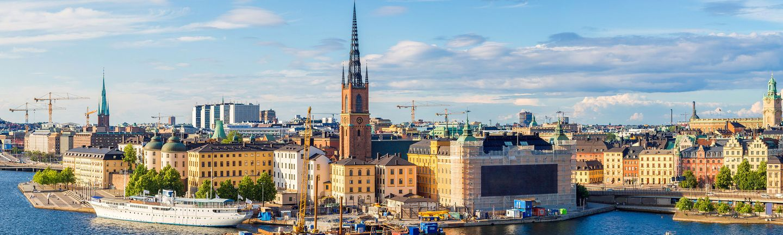 Kreuzfahrt Ostsee Stockholm