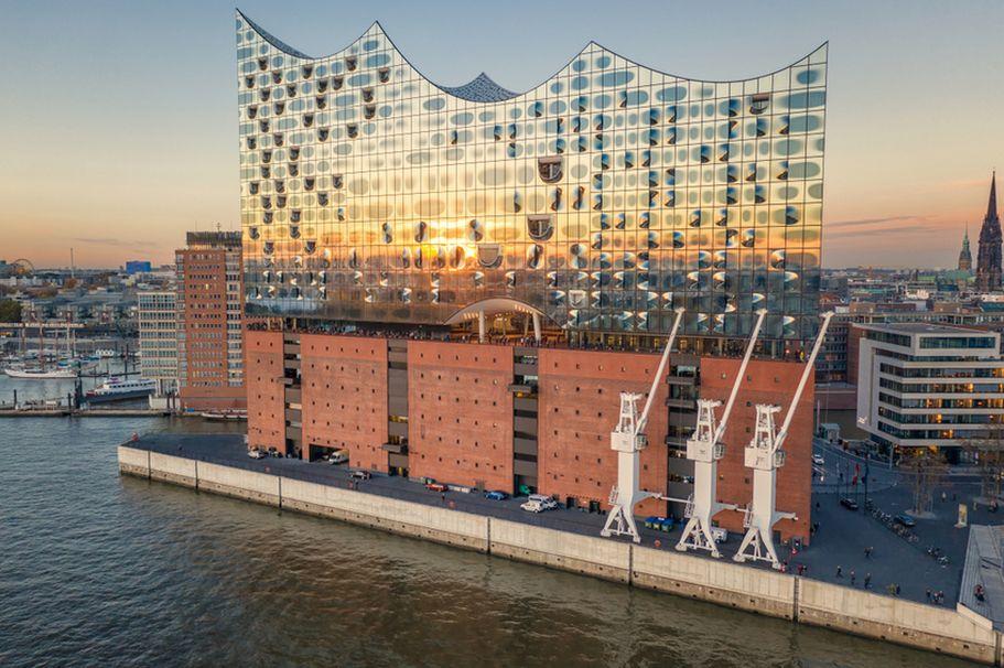 Städtereise Hamburg - Elbphilarmonie