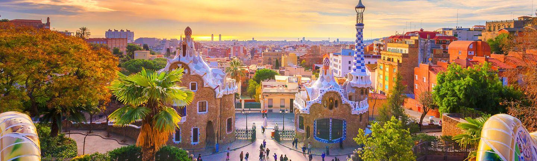 Flugreise Spanien Barcelona