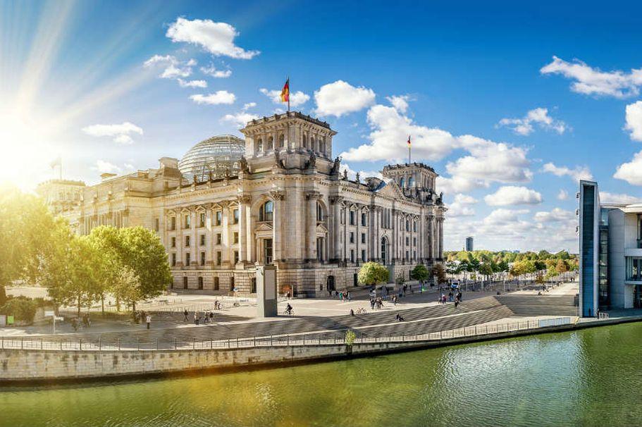 Städtereise Berlin - Reichstag