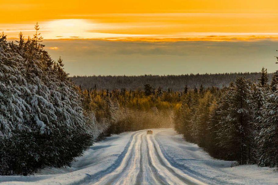 Rundreise Finnland