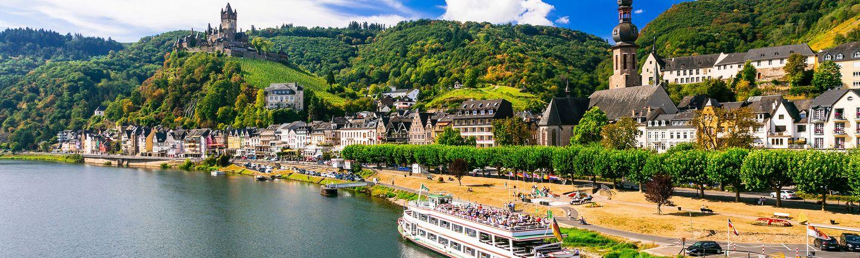 Flusskreuzfahrt Rhein Cochem