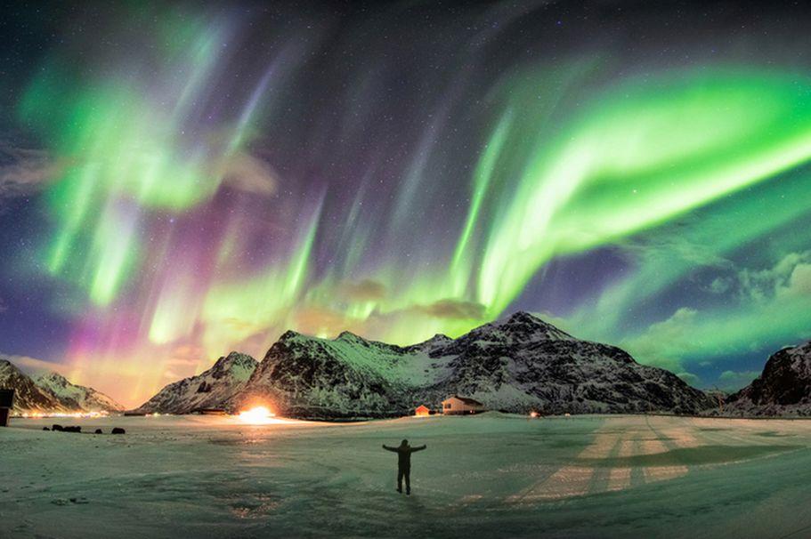 Rundreisen - Skandinavien Polarlichter