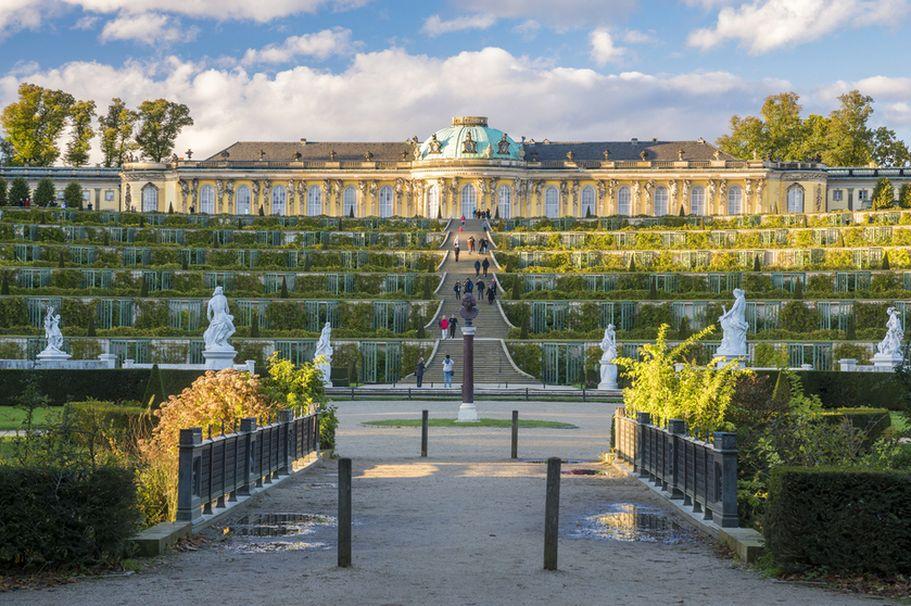 Städtereise Potsdam - Sanssouci