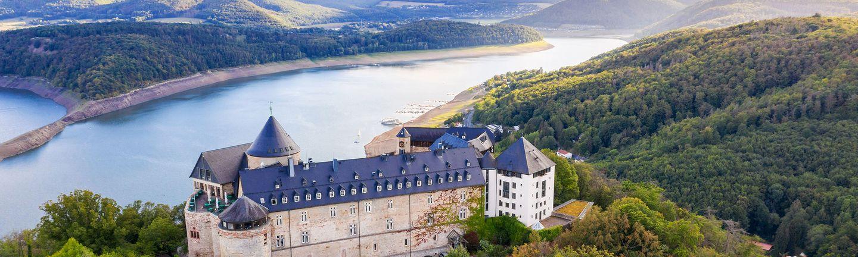 Tagesfahrt Schlöser und Burgen Edersee