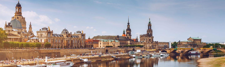 Busreise Dresden
