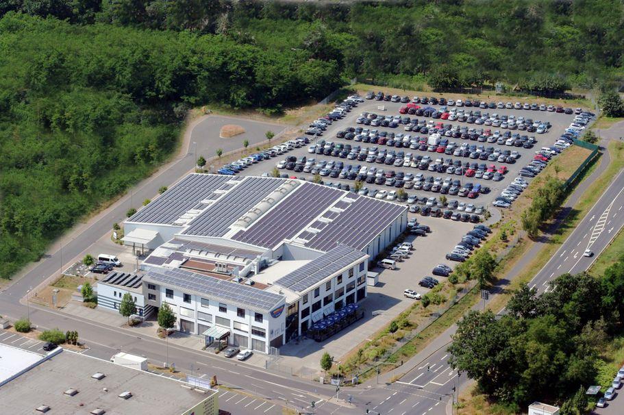STEWA Reisezentrum in Kleinostheim