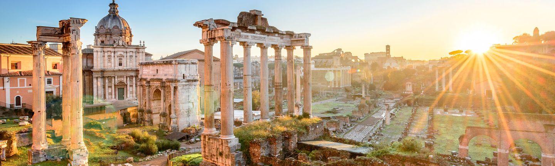 Busreise Rom